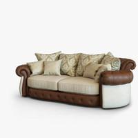 3d brand sofa