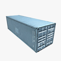 container blue max
