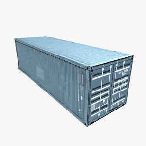 container blue max