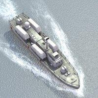 3d navy huangfeng