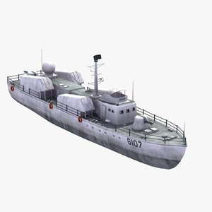 chinese navy huangfeng missile 3ds