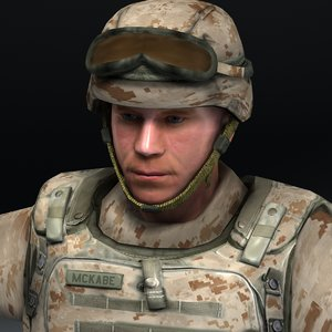 3ds max marine corps d