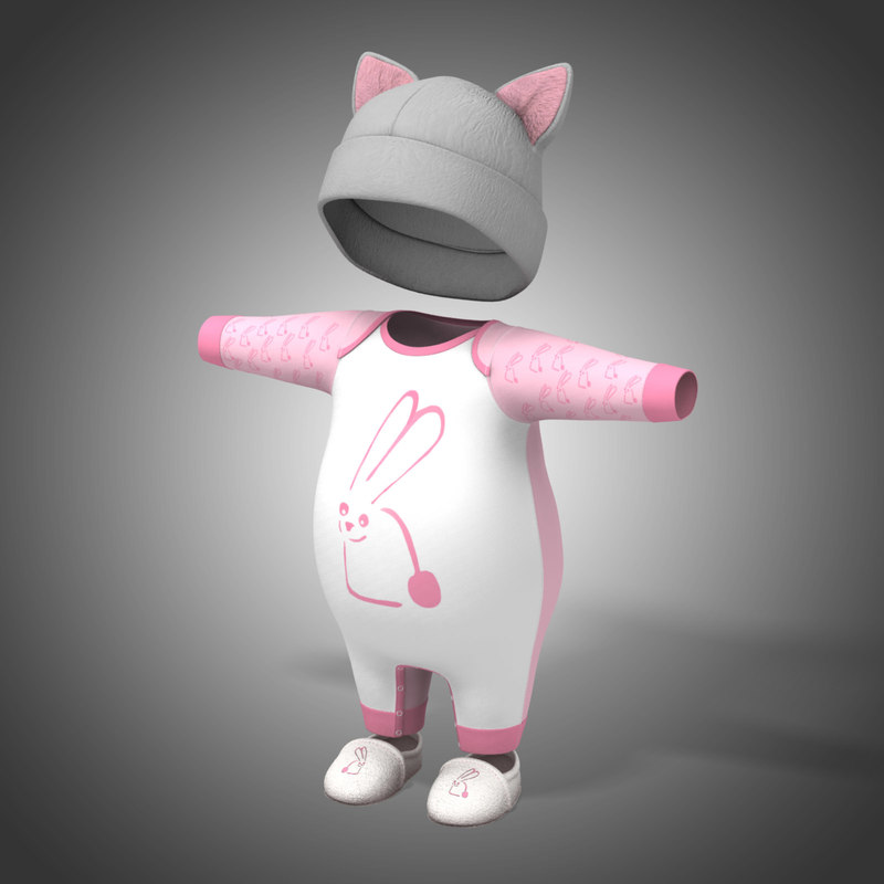 obj ed baby clothes girl
