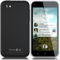 htc black white 3d model