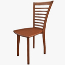 kitchen chair 3D models