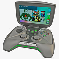 3d portable handheld pc nvidia