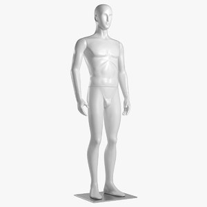 3d model - bonaveri nequin