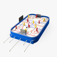max table hockey