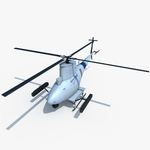 max northrop grumman mq-8 scout helicopter