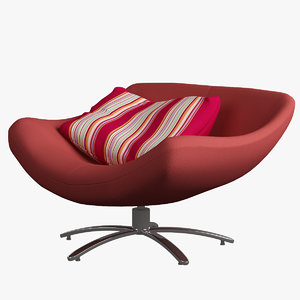 model swivel chair