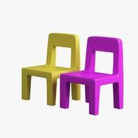 children chair plastic
