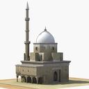 mosque 3D models