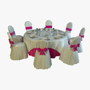 wedding table 3D models