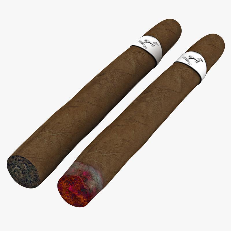 3d cigars