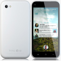 htc white 3d model