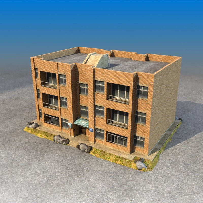 residential apartment building
