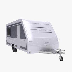max travel trailer