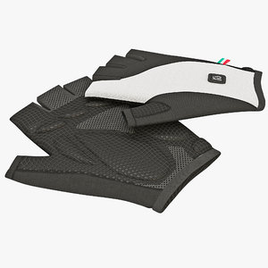 gloves marchi white max