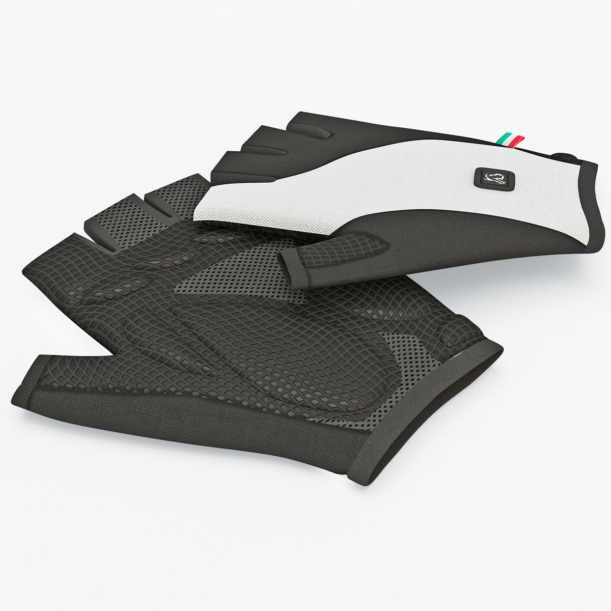 gloves marchi white max