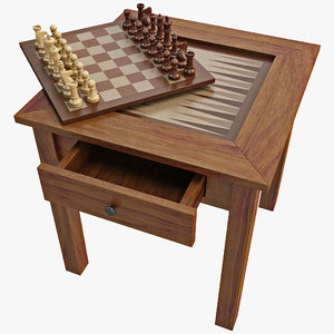3ds chess table 2