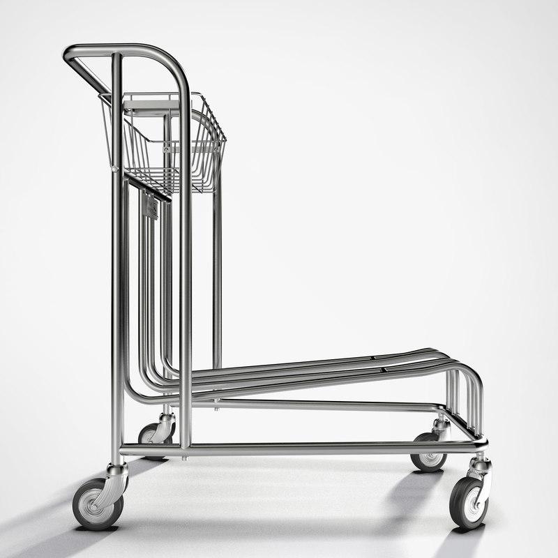 airport cart max