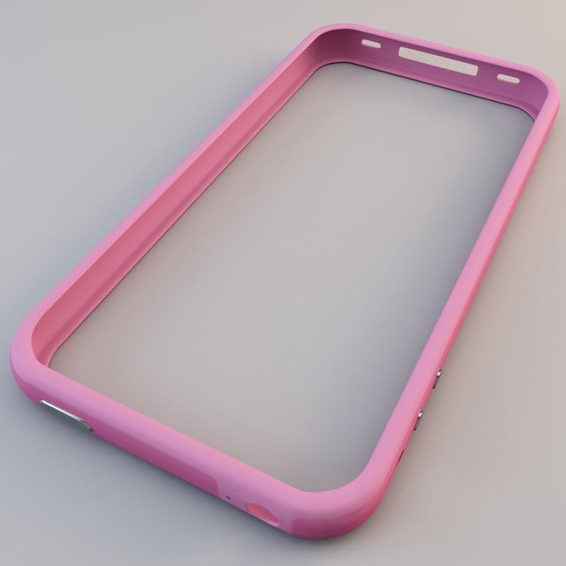 3dsmax iphone 4 bumper