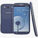 Samsung Galaxy S3 3D models