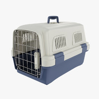 3d model pet carrier