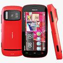 Nokia 808 PureView 3D models
