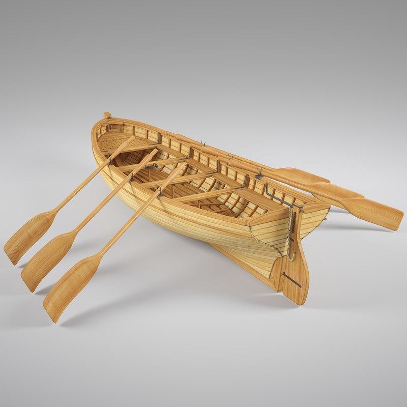 wood boat max