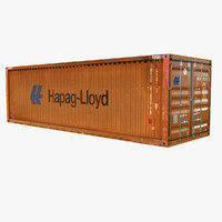 max container hapag lloyd