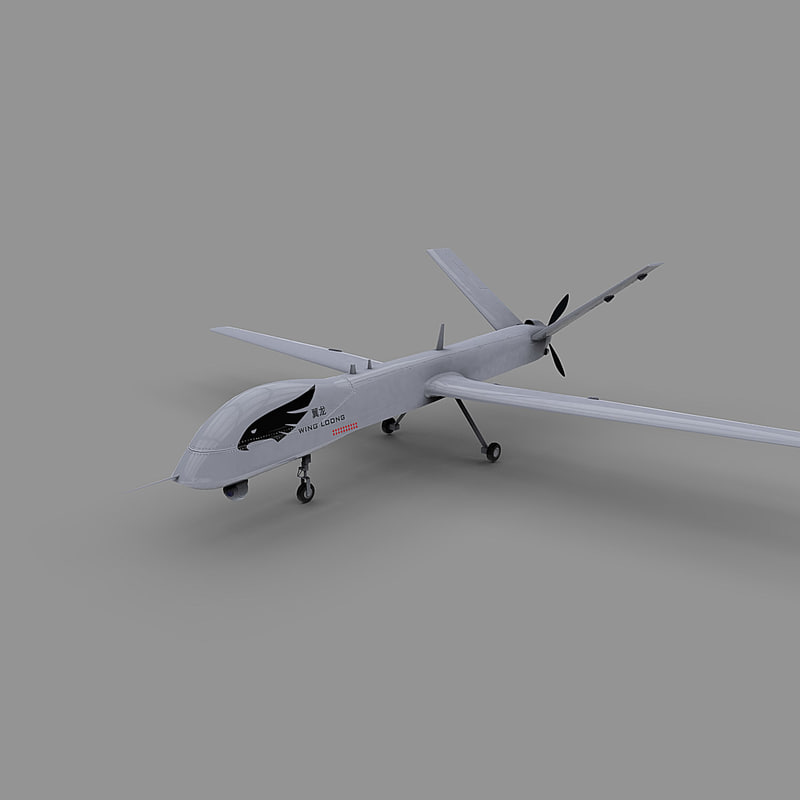 3d yi long unmanned uav