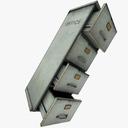 filing cabinet 3D models