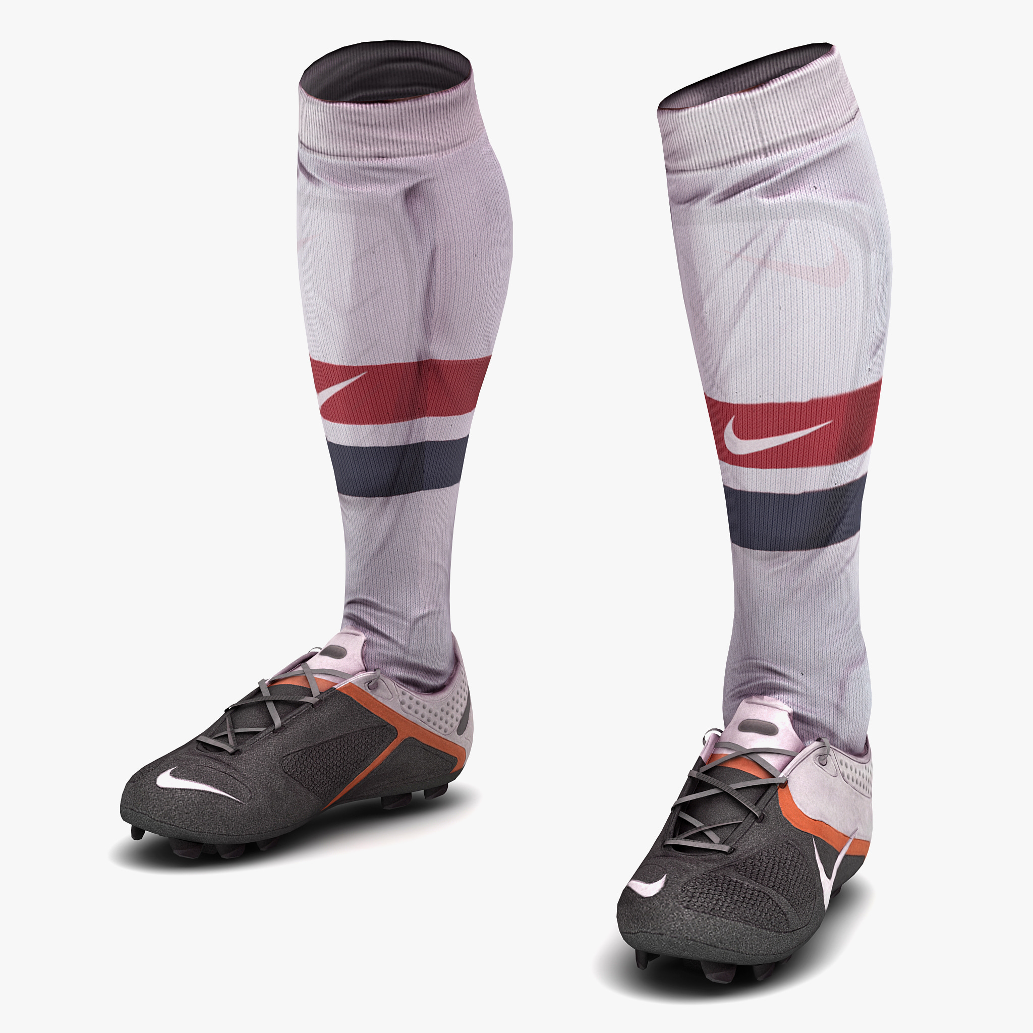 soccer boots 3 3d model