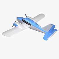 twin engine light craft 3d 3ds