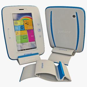 3d polaroid kids tablet