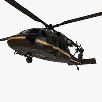 - hoeland security helicopter 3d ax