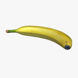 banana istic obj