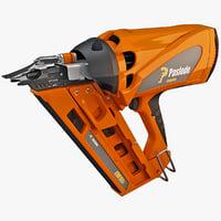 paslode im90i tool 3d model
