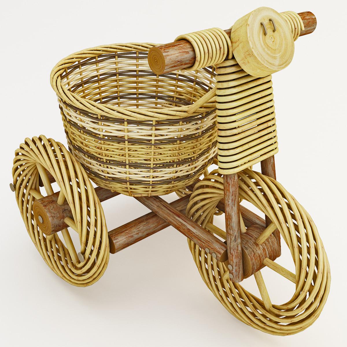 decorative cane baskets | My Web Value