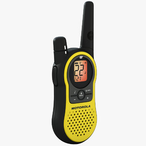 obj way radio motorola mh230r
