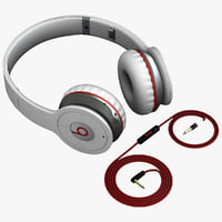 3d monster beats wireless headphones