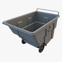 max plastic tilt truck