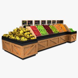 fruit display max