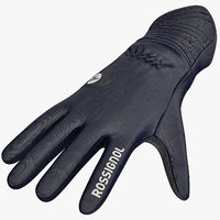 winter sports gloves rossignol 3d max