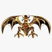 3d terror dragon