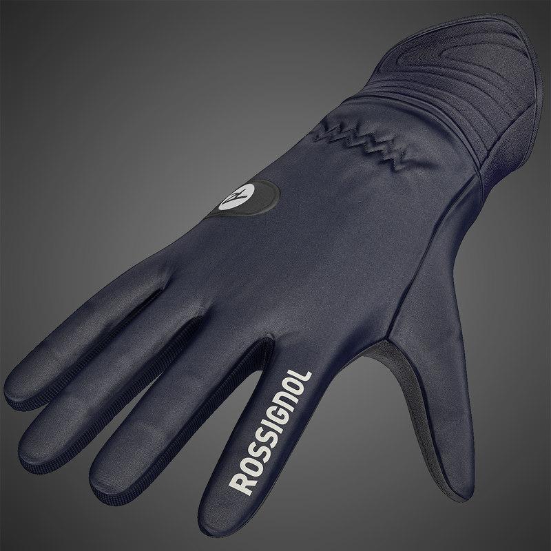 winter sports gloves rossignol 3d max