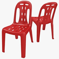 Monobloc Chair 5