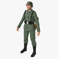 3ds wehrmacht soldier