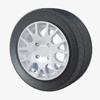 Garia - Golf Cart Wheel